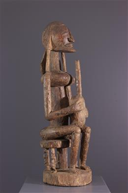 Tribal art - Dogon ancestor figure