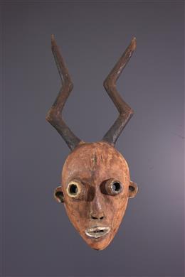 Tribal art - Pende Mask