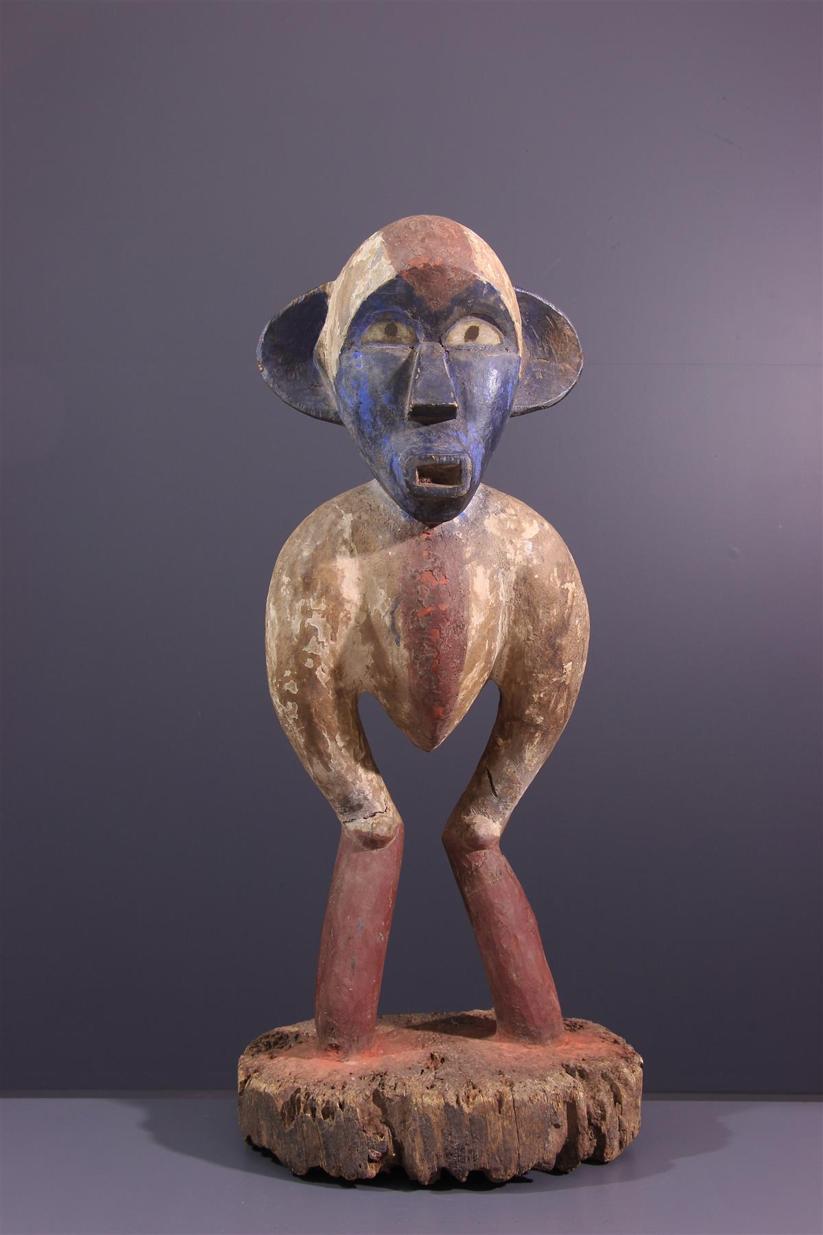 Statue Lumbu - Tribal art