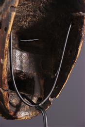 Masque africainBaule Ndoma mask