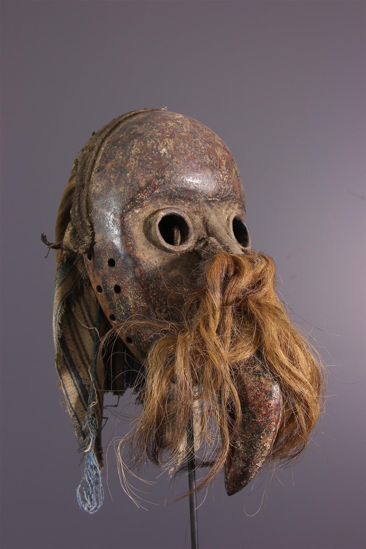 Masque Dan - Tribal art