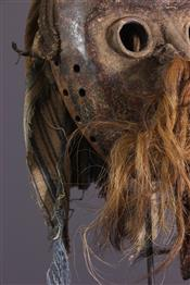 Masque africainMasque Dan