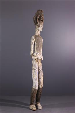 Paternity statue Igbo Alusi