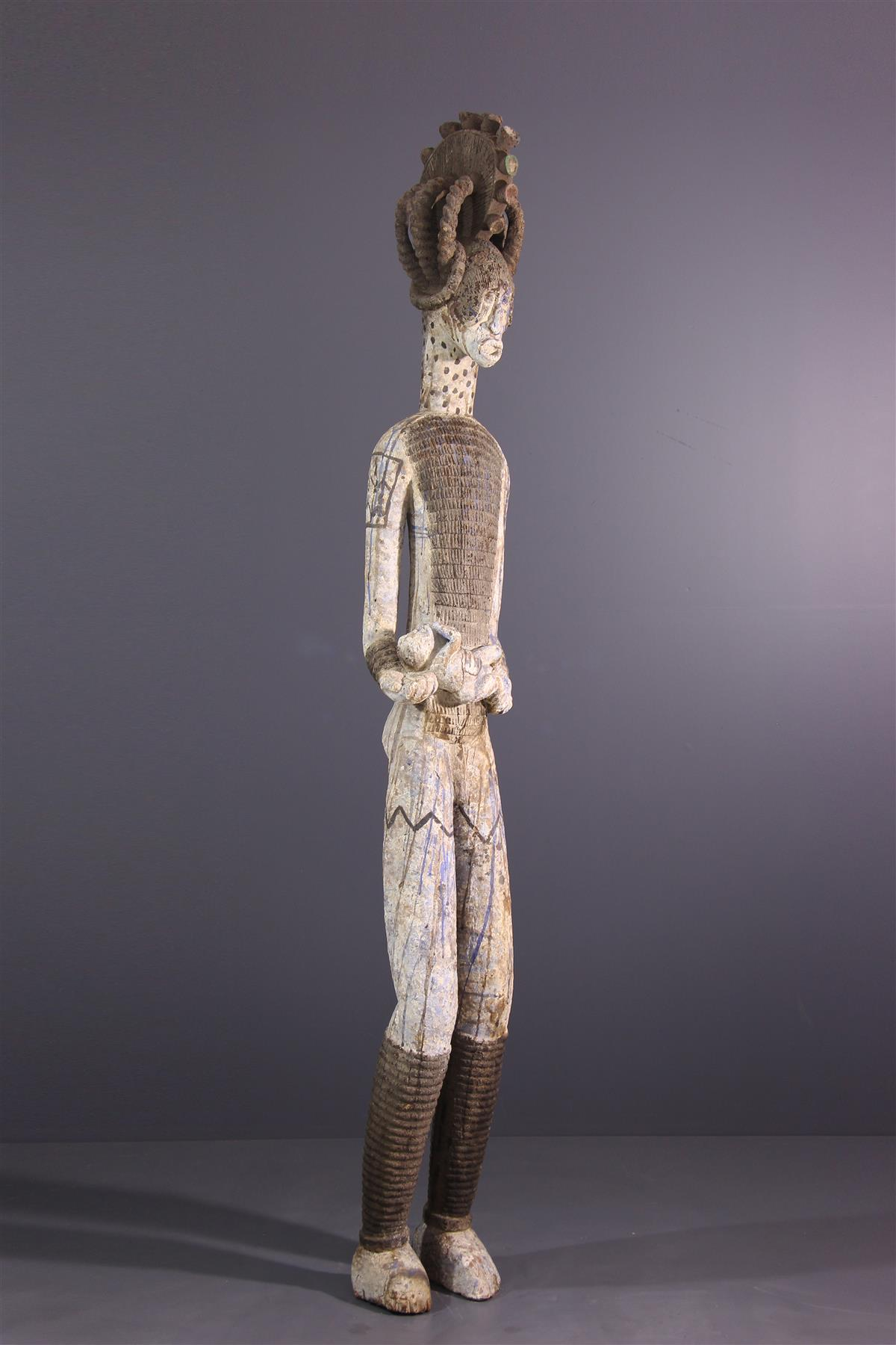 Statue Igbo - Tribal art