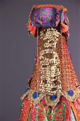 Masque Egungun Yoruba Costume
