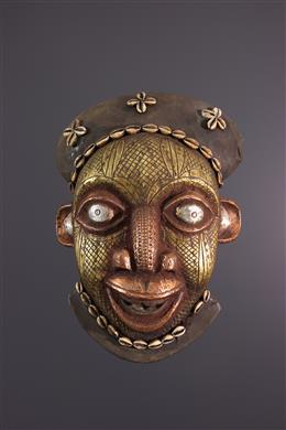 Bamoun Mask
