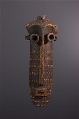Tribal art - Pende Phumbu a Mfumu mask