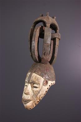 Igbo Ikorodo mask
