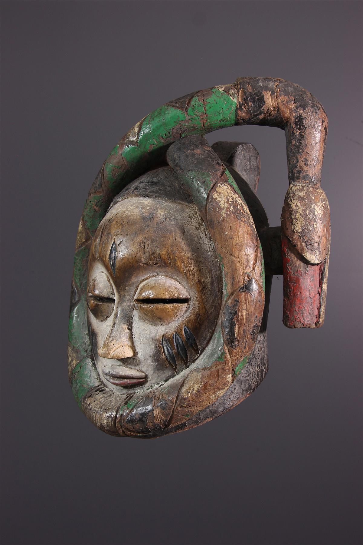 Gelede mask - Tribal art