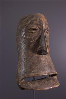 Tribal art - Hemba Mask