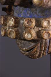 Masque africainMasque Grebo