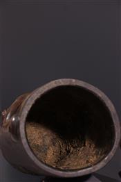 Pots, jarres, callebasses, urnesTschokwe Box