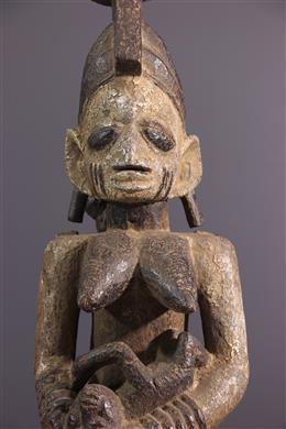 Tribal art - Yoruba Altar Figure