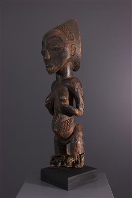 Tribal art - Ancestor figure Luba Hemba