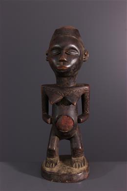 Tribal art - Statuette Congo Yombé Nkisi