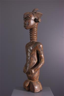 Ancestor statue Ndengese