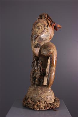 Tribal art - Holo Hamba fetish statue