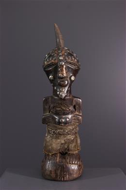 Songye Nkishi Statuette
