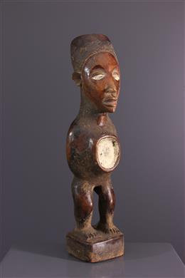 Tribal art - Statuette Congo Yombe