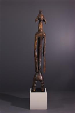 Tribal art - Statue Mumuye