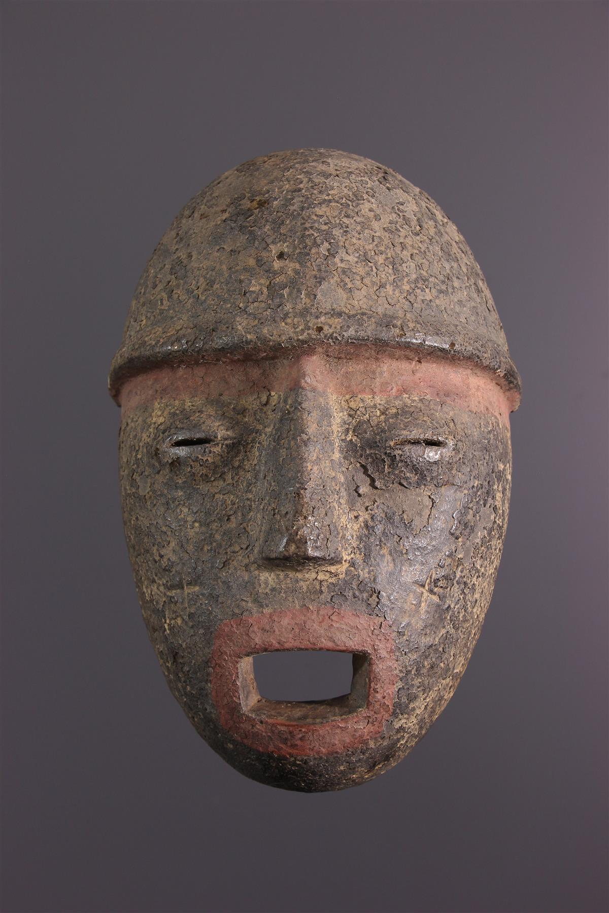 Luvale Mask - Tribal art