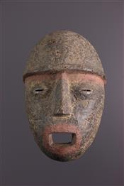 Masque africainLuvale Mask