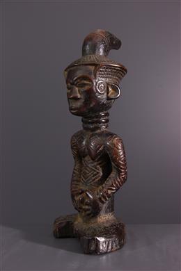 Ancestor statuette Ndengese Totshi