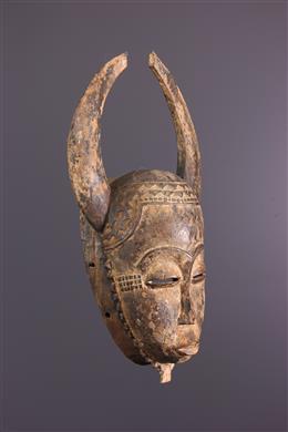 Yohouré Mask, Yaure