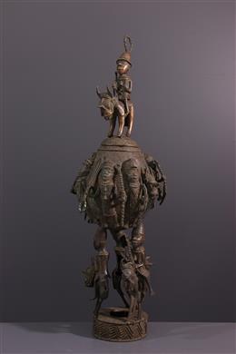 Ceremonial Pot Benin Edo