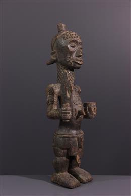 Ancestor figure Bena Lulua, Luluwa