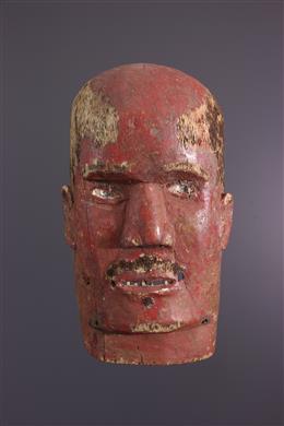 Tribal art - Tanzania mask