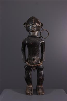 Tribal art - Ngala/Ngbandi ancestor figure