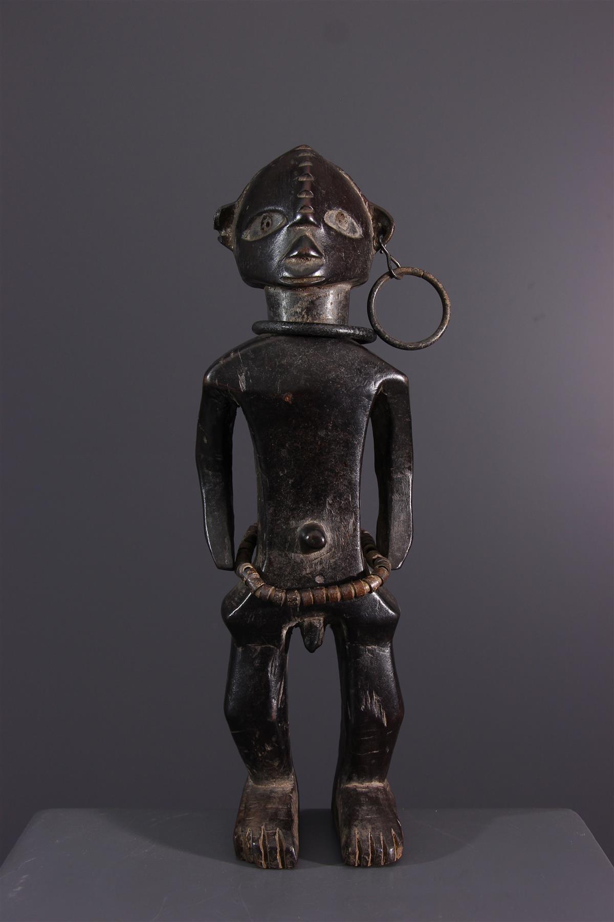 Ngala statue - Tribal art