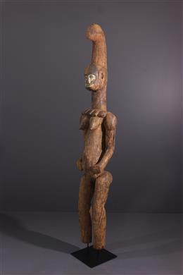 Tribal art - Figure of deity Alusi Igbo