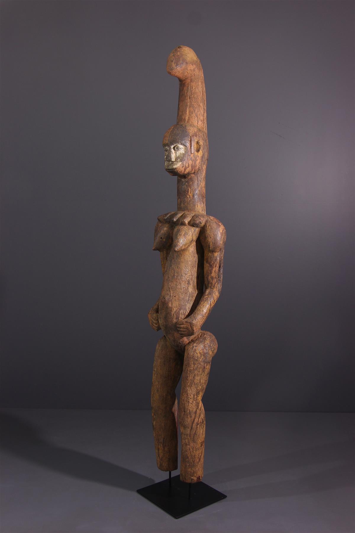 Statue Igbo - Tribal art