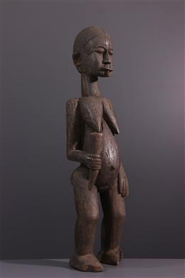 Tribal art - Statue of ancestor Lobi