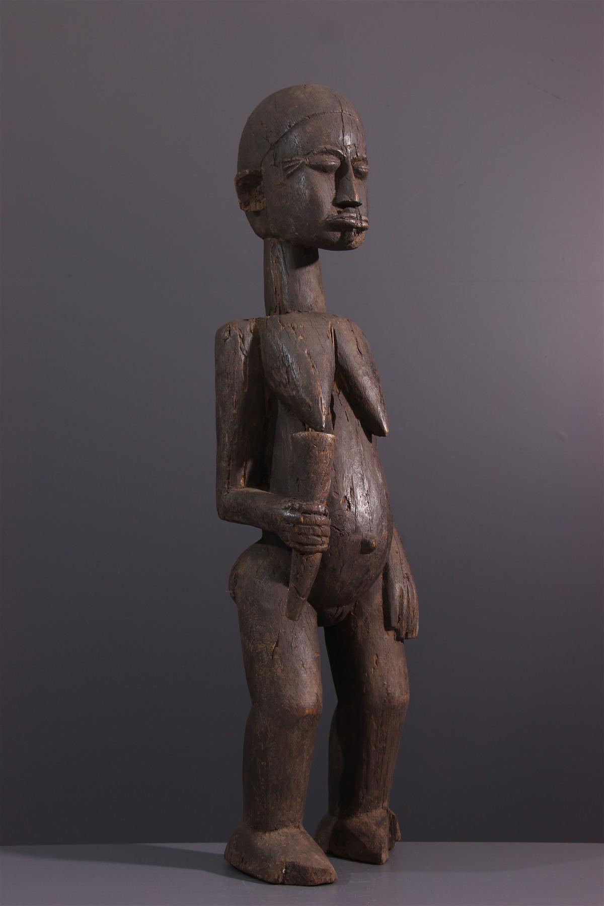 Statues Lobes - Tribal art