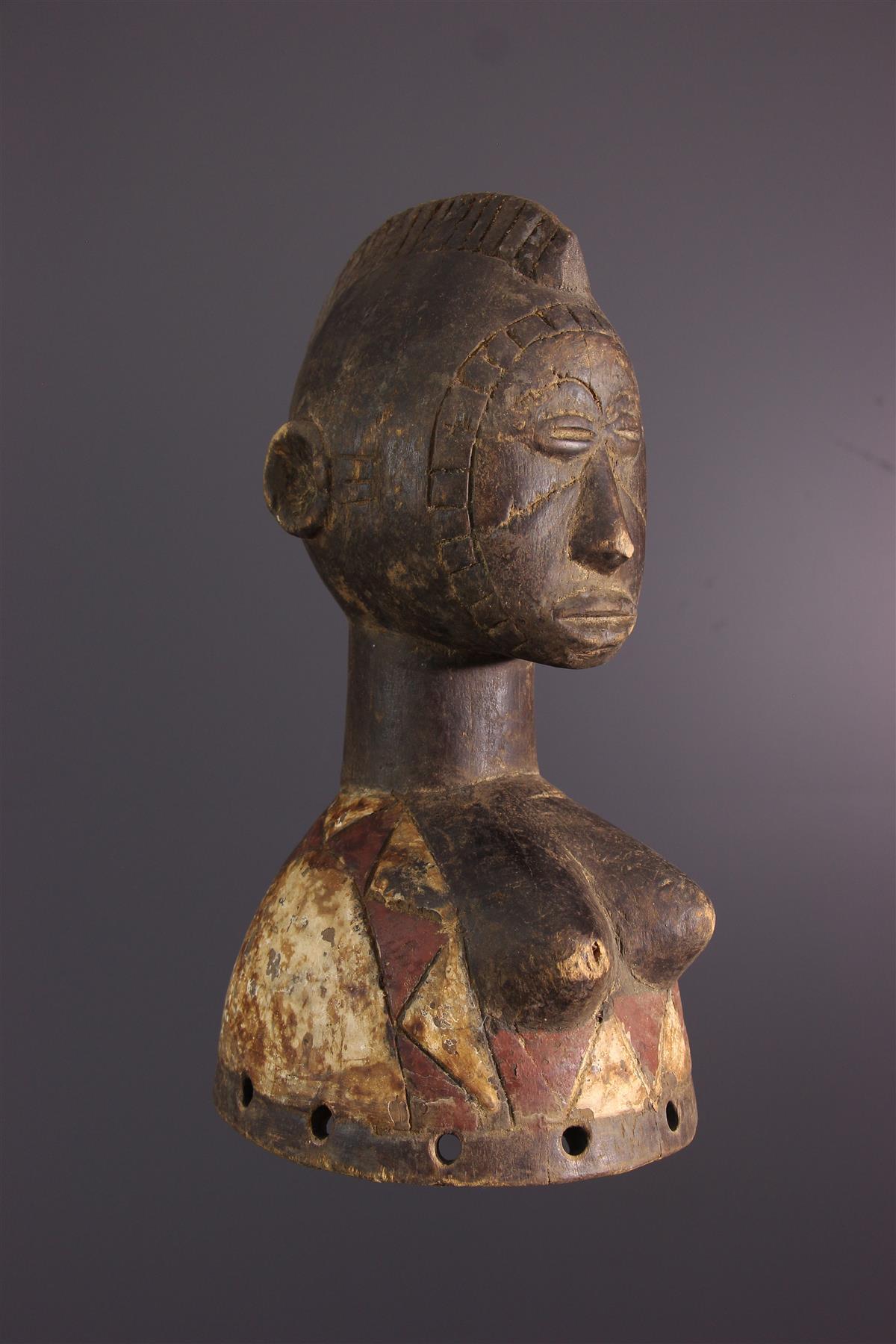 Mossi Mask - Tribal art