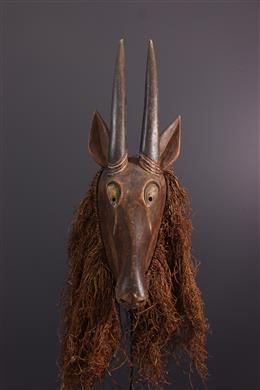 Yaka antelope mask