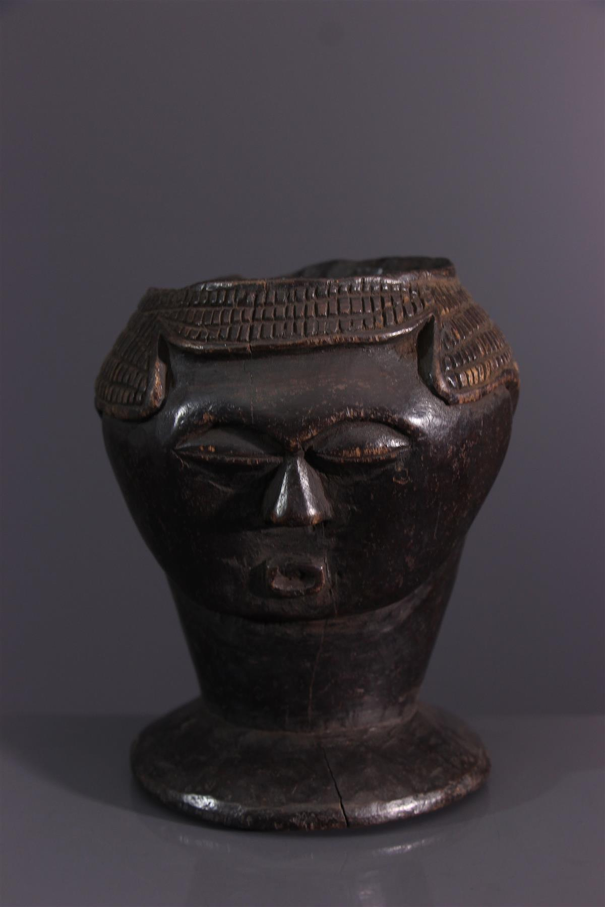 Lele Cup - Tribal art