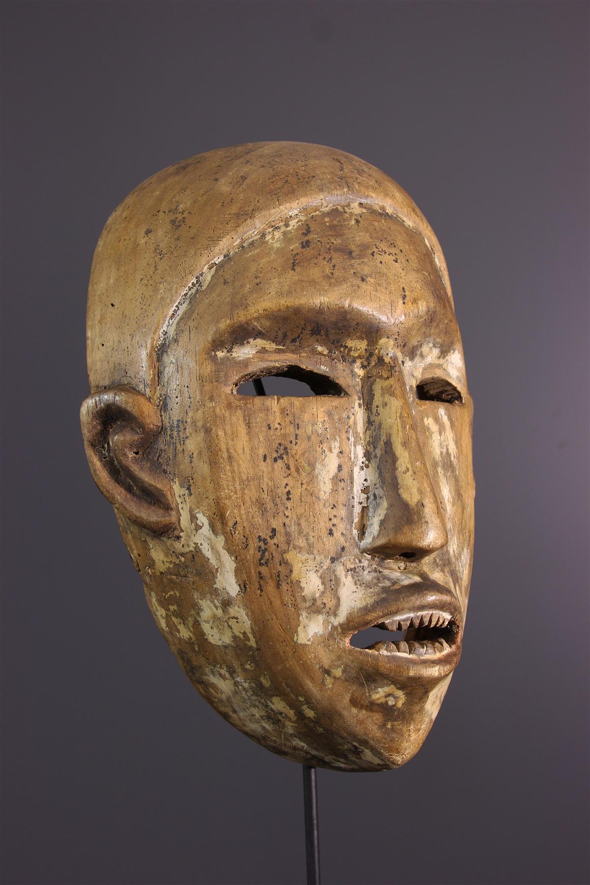 Yombe Mask - Tribal art