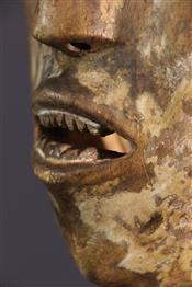 Masque africainYombe Mask
