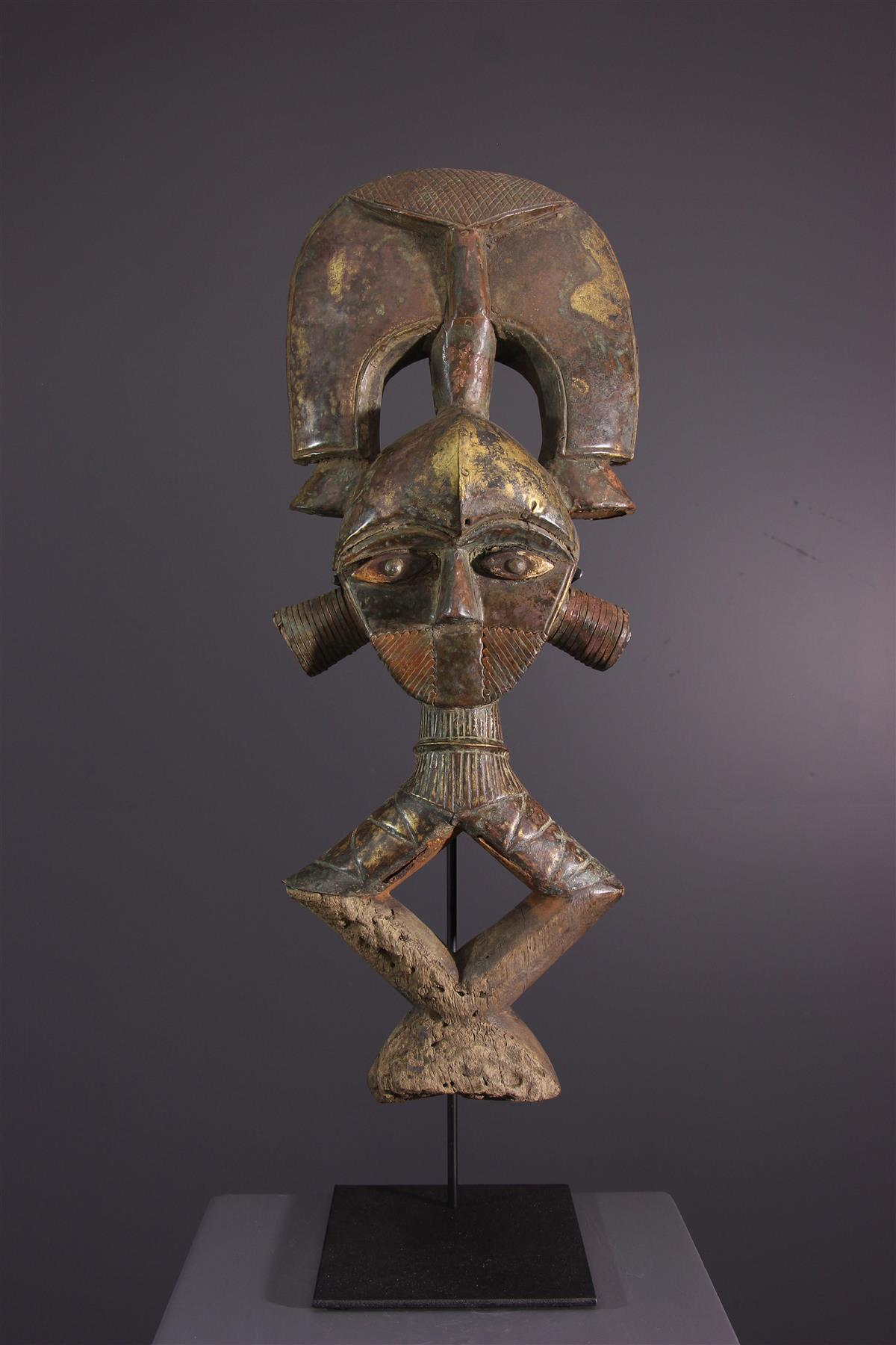Figure Kota - Tribal art