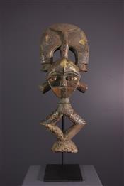 Statues africainesFigure Kota