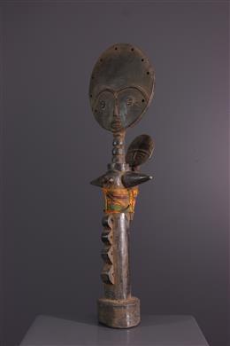 Fertility doll Akuaba Ashanti