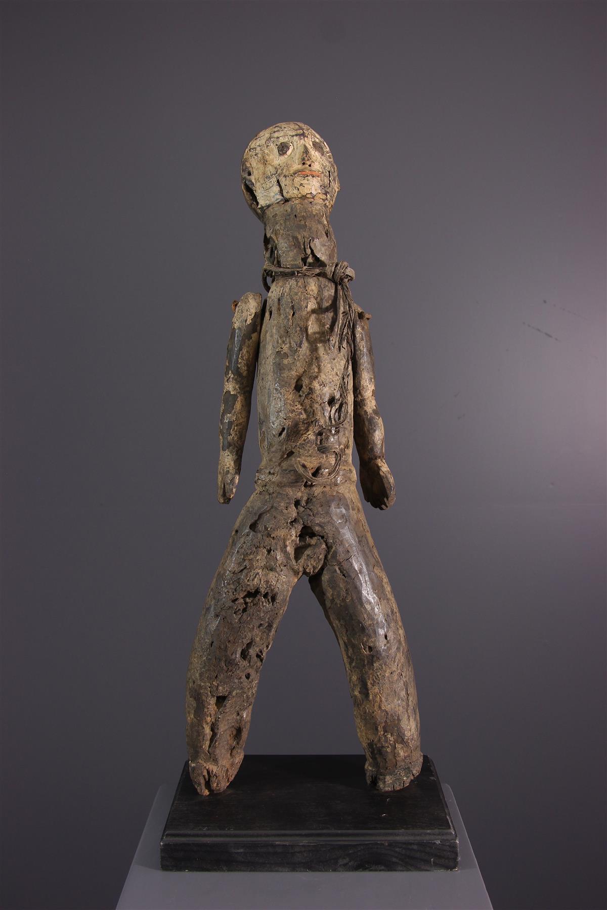 Tiv statue - Tribal art