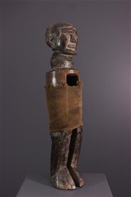 Tribal art - Figure of power Buti Teke
