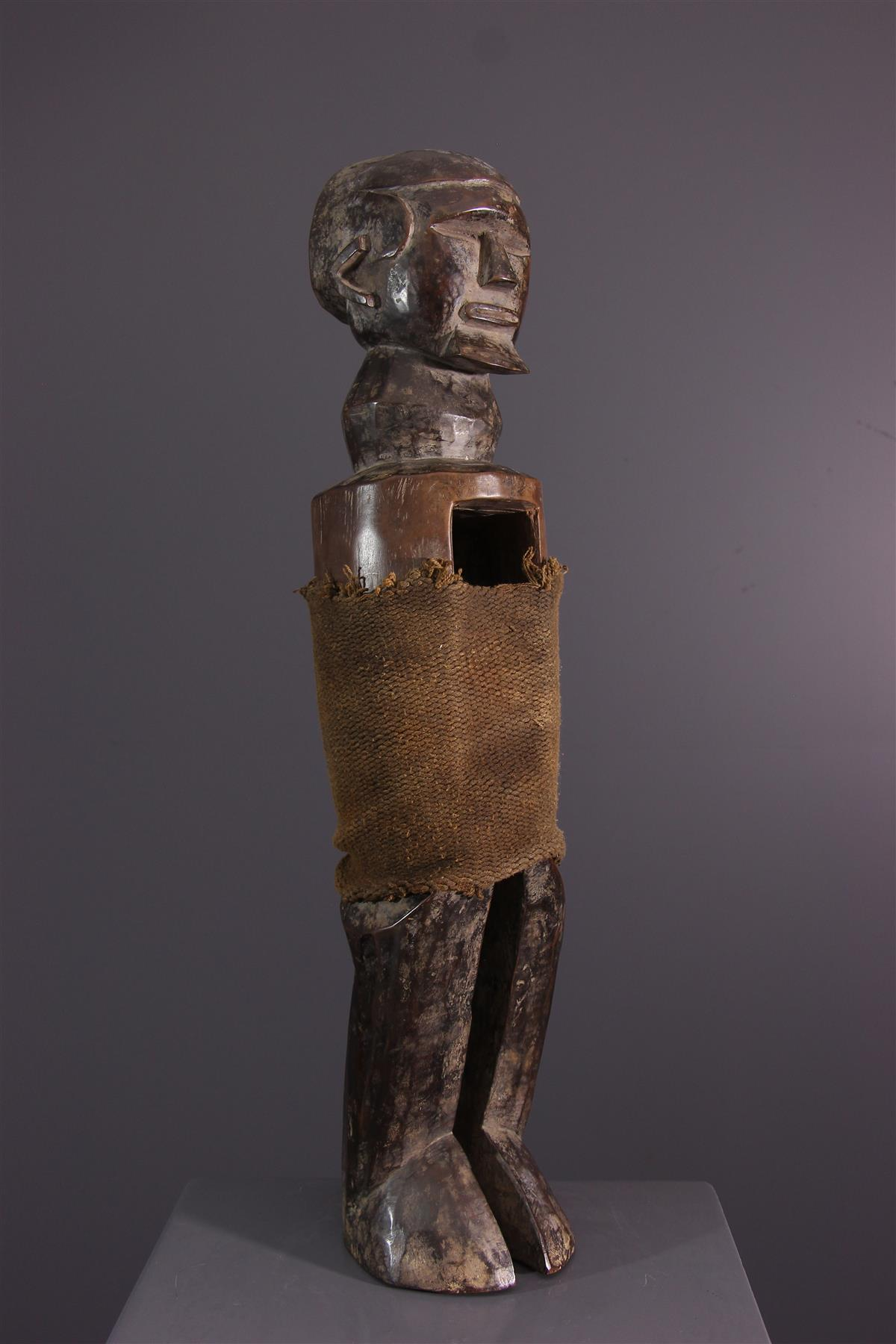 Teke statuette - Tribal art