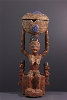 Yoruba Arugba Caryatid Cup