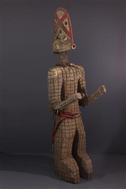Large Bobo statue of Mali